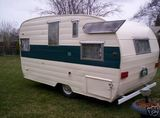 1962 Shasta Travel Trailer