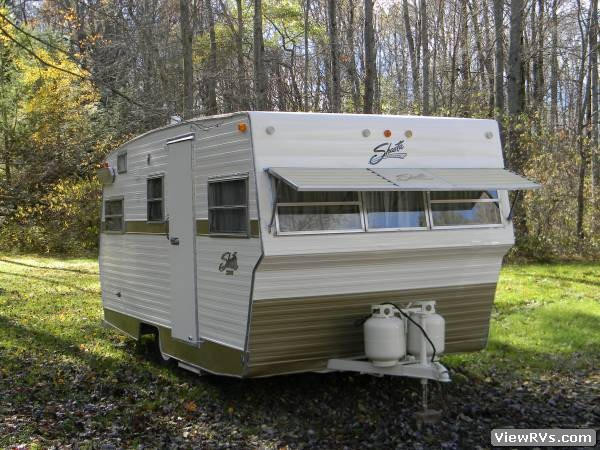 Used Campers For Sale In Pa >> 1970 Shasta Starflyte Camper Trailer (A) | Photos | ViewRVs.com