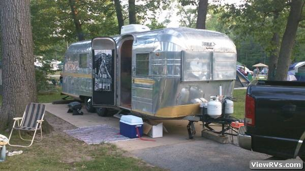 Streamline Travel Trailer History