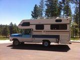 1984 Lance Truck Camper 700